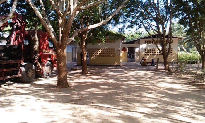 Krankenhaus in Tansania wurde vergrößert