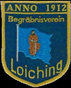 Logo kath. Begräbnisverein Loiching