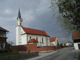 Expositurkirche St. Jakobus Wendelskirchen
