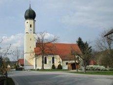 Kirche St. Leonhard in Weigendorf