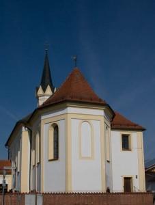 Kirche St. Jakobus Wendelskirchen
